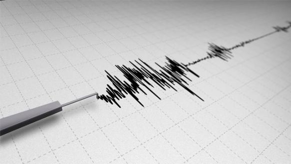 Ege Denizi`nde deprem