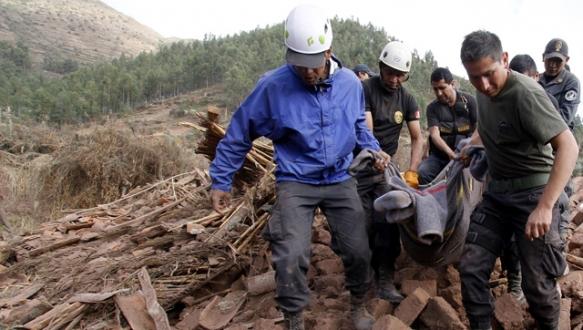 Peru`da deprem: 8 ölü