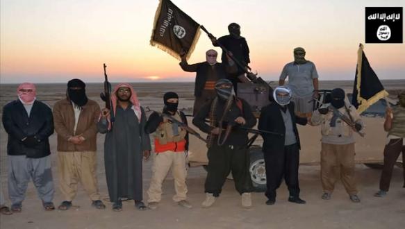 `IŞİD Bağdat kapılarında`
