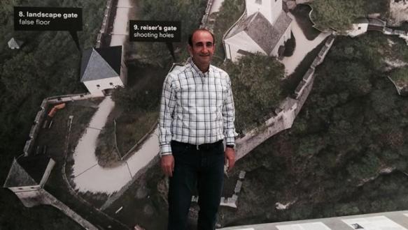 Edebali İtalya`da dönüşümü inceledi