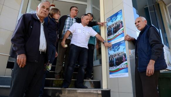 Bursa`da Bulgaristan seçimi heyecanı