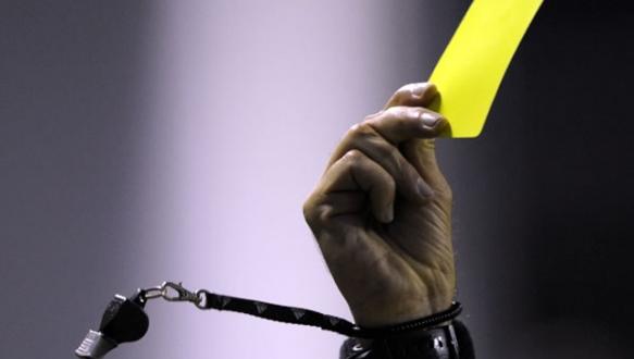Sarı kartı abarttık