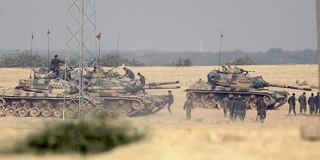 Fırat Kalkanı'nda 2 asker yaralandı