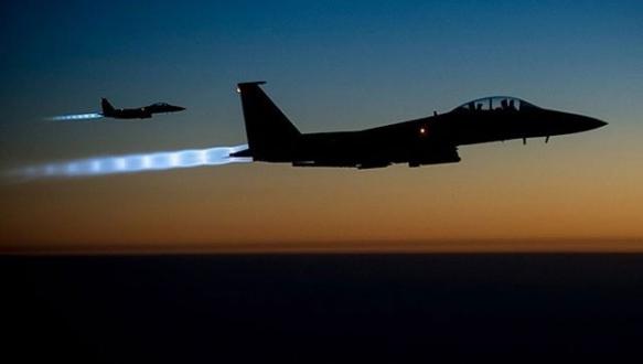 Kobani`de IŞİD hedefleri vuruldu