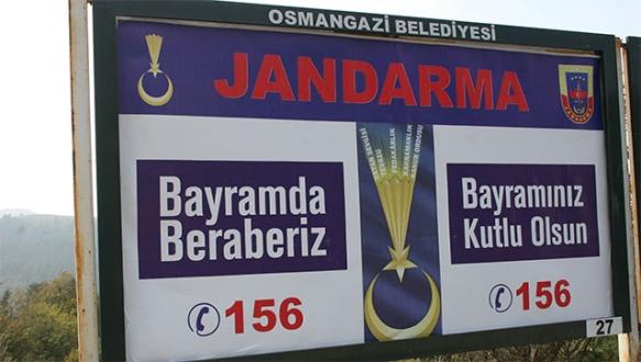 Yeni logo ilk kez Bursa'da kullanıldı