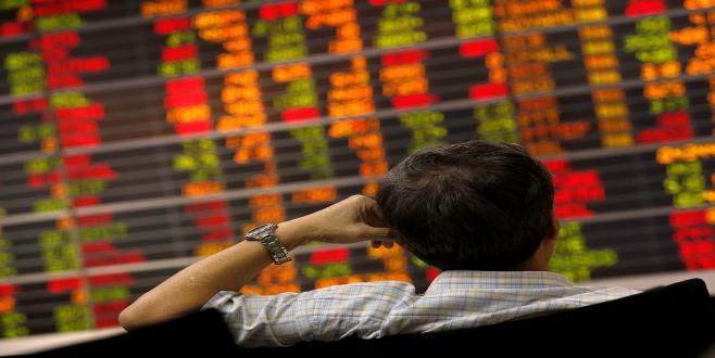 Borsa beş ayın en düşüğünden kapandı