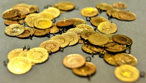 Altın ithalatı eylülde 5 kattan fazla artı