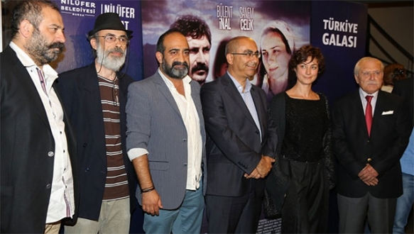 'Balık' filminin galası Nilüfer'de yapıldı