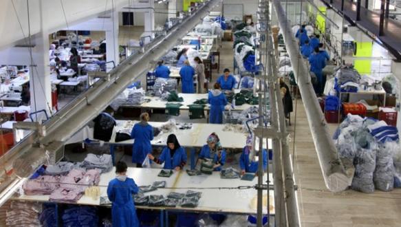 Tekstil-konfeksiyon ihracatı 1,5 milyar doları aştı