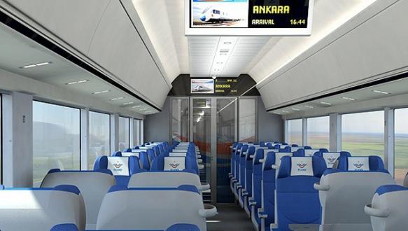 Milli tren kasımda raylarda olacak