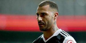 UEFA'dan Quaresma'ya ceza