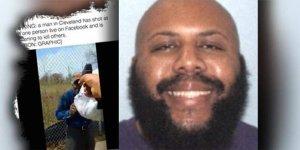 Facebook cinayeti zanlısı ölü bulundu