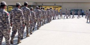 TSK açıkladı! Türk askeri ve zırhlıları Katar'da!
