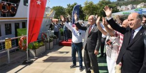Bursa'da ücretsiz 'mavi tur' seferleri başladı