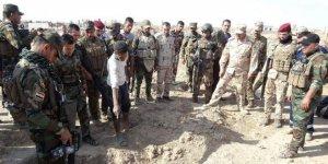 Havice'de 400 kişilik toplu mezar bulundu