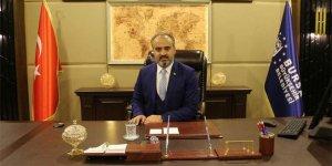 Başkan Aktaş, Bursalılarla buluşuyor