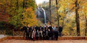 Suuçtu Şelalesi'nde dört mevsim turizm