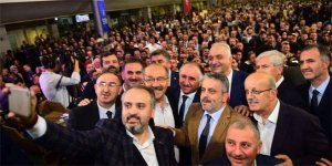 Başkan Aktaş Bursalılarla buluştu