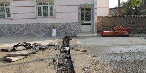 Gürsu'da yeni mahallelere doğalgaz