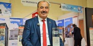 Mudanya'ya iki ödül