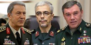 Soçi'de Genelkurmay başkanları Suriye'yi görüştü