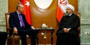 Erdoğan-Ruhani ile görüştü