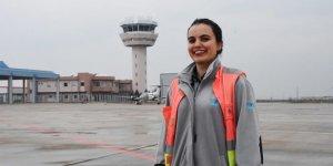 Bursa'da olası uçak kazasını önleyen memur konuştu