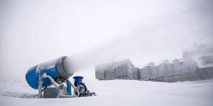 Uludağ'a 'suni kar' desteği! Sezon uzuyor