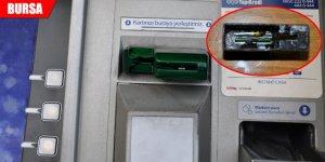 ATM'den para çekerken dikkatli olun! Son anda fark edildi