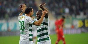 Bursaspor'da hedef seriyi sürdürmek