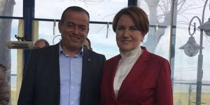 Orhaneli İYİ Parti'de Başkan Asa