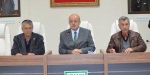 İznik'te yılın son meclis toplantısı