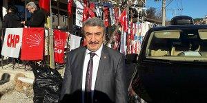 CHP Keles'te Başkan Yılmaz