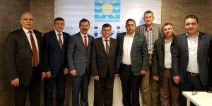 İyi Parti Karacabey İlçe Başkanı Tayfur