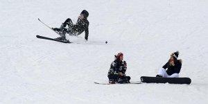 En fazla kar kalınlığı Uludağ'da