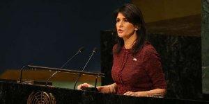 ABD'den İran için sert sözler