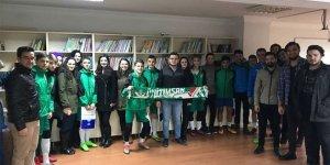 Ünitimsah'tan Vakıfköy'e anlamlı destek