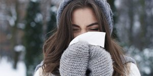 Hava soğukken burnunuz neden akar?