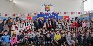 TİKA'dan Bosna Hersek'e eğitim desteği