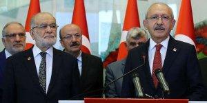 Saadet Partisi'nden CHP'ye 'uyum yasası' ziyareti