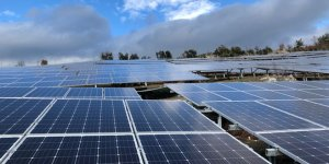 Orhaneli'ye güneş enerjisi santralı