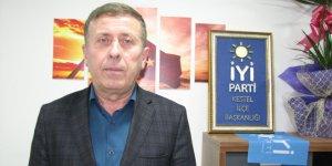 Kestel İyi Parti'de Başkan Kaplan