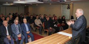 Memur-Sen Bursa'dan Mehmet Akif İnan'a anma