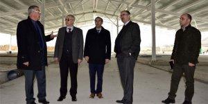 Mustafakemalpaşa'ya yeni hayvan pazarı