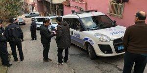 Bursa'da dayı dehşeti