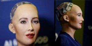 Robota vatandaşlığı ilk o ülke verdi