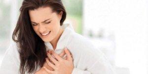 Kadınlarda kalp krizi belirtileri!