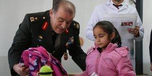 Jandarmadan eğitime büyük destek