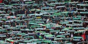 'Futbolda siyaset istemiyoruz'