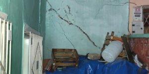 Bursa'da toprak kayması: 10 ev boşaltıldı